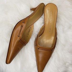 Martinez Valero 7 kitten heels